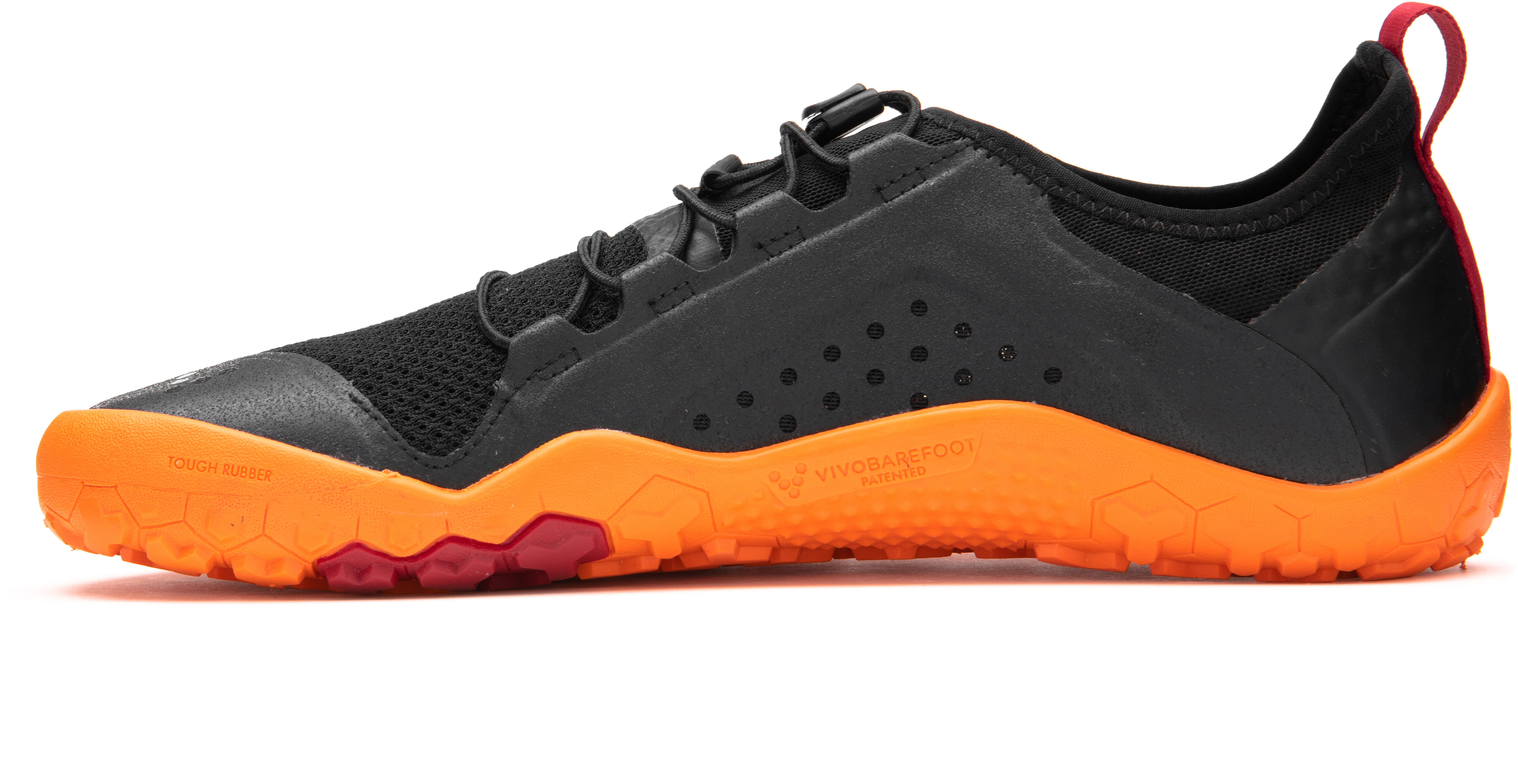 46cd66982bb076 Vivobarefoot Primus Swimrun FG Mesh - Chaussures running Femme - orange/noir